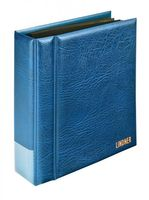 """Multi collect"" ring binder REGULAR, blue – Bild 1"