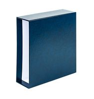 "Companion Set ""Multi collect"": Ring binder 1300 + slipcase 1301, blue – Bild 4"
