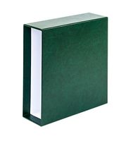 "Companion Set ""Multi collect"": Ring binder 1300 + slipcase 1301, green – Bild 4"