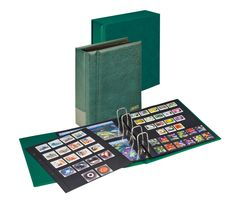"Companion Set ""Multi collect"": Ring binder 1300 + slipcase 1301, green – Bild 2"