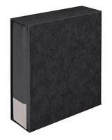 "Companion Set ""Multi collect"": Ring binder 1300 + slipcase 1301, black – Bild 1"