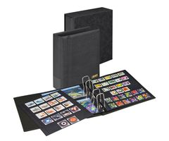 "Companion Set ""Multi collect"": Ring binder 1300 + slipcase 1301, black – Bild 2"