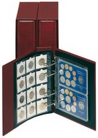 "Companion Set ""Multi collect"": Ring binder 1300 + slipcase 1301, wine red – Bild 6"