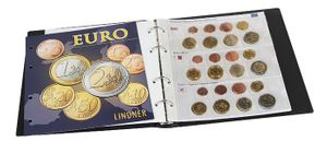 Illustrated album for EURO coin sets: All EURO countries – Bild 3