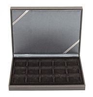 NERA Coin case XM with 15 rectangular compartments for coins/coin capsules up to external Ø 40 mm – Bild 5