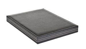 Кассета NERA M c чёрным планшетом на 12 прямоугольных ячеек для размещения монетных рамок REBECK COIN L 75 мм x 50 мм – Bild 2