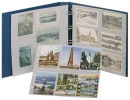 Postcard pages XL, grey - pack of 10 – Bild 2