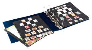 Альбом для почтовых марок серии PUBLICA L, синего цвета – Bild 3