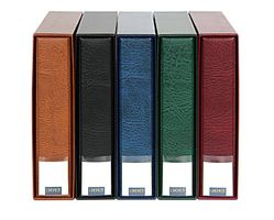 Companion Set PUBLICA M: Ring binder 3530 + slipcase 3531, blue – Bild 3