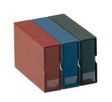 Boîtier de protection pour album-FDC »petit modèle«, format long - rouge – Bild 1