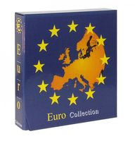 Ring binder EURO COLLECTION, empty