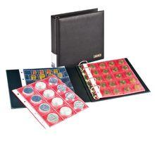 Album per monete PUBLICA S con 5 diversi fogli per monete – Bild 1