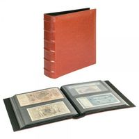 Album universel FIRMO L pour 216 documents extra longs - rouge – Bild 1