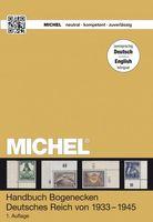 MICHEL Handbuch Bogenecken Deutsches Reich von 1933-1945