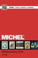 MICHEL Übersee-Katalog  Mittelamerika 2015 (ÜK 1/2)