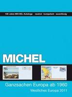 MICHEL Ganzsachen-Katalog Europa ab 1960 Teil 1