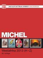MICHEL Übersee-Katalog 5: Westafrika Band 2 H-Z 2013