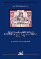 Glasemann: Die Auslandsanleihen des Deutschen Reichs und Preußens 1924-1930
