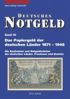 Das Papiergeld der dt. Länder 1871-1948