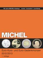 MICHEL Euro-, Kurs- und Gedenkmünzen-Katalog 2012/2013