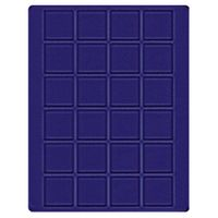 Velour insert dark blue, 2124ME (Ø 42 mm) – Bild 1