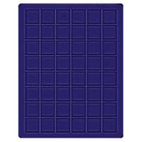 Velour insert dark blue, 2148ME (Ø 30 mm) – Bild 1