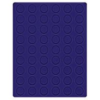 Velour insert dark blue, 2154ME (Ø 25,75 mm) – Bild 1
