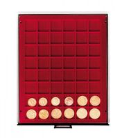 Velour insert dark red, 2748E (Ø 30 mm) – Bild 2