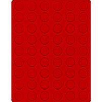 Велюровый планшет красного цвета  2109E (Ø26,75 мм) – Bild 1