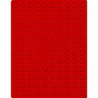 Велюровый планшет красного цвета  2501E (Ø16,5 мм) – Bild 1