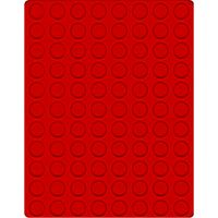 Velour insert light red, 2510E (Ø 21,5 mm) – Bild 1
