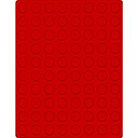 Velour insert light red, 2554E (Ø 54 mm) – Bild 1
