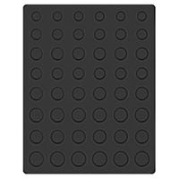 Velour insert black, 2506CE (for 5 x EURO coin sets) – Bild 1