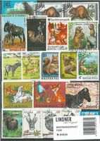 Stamp package: Animals (100 stamps)