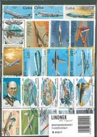 Stamp package: Airplanes & Aeronautics (100 stamps)