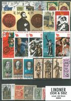Briefmarkenpaket: DDR & SBZ (200 Briefmarken)