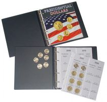 "Illustrated Album for the ""Presidential Dollar Collection"" – Bild 3"