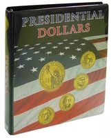 "Album pré-imprimé pour ""Presidential Dollar Collection"" – Bild 1"