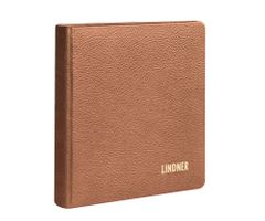 karat - Coin album LEATHER, incl. 10 coin pages, tan – Bild 2
