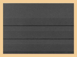 KOBRA - mail-order - Stock cards 156 x 112 mm with 3 strips fitting  DIN C6 envelopes - pack of 100