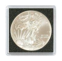 Münzkapseln CARRÉE 24 mm, 4er Pack – Bild 3