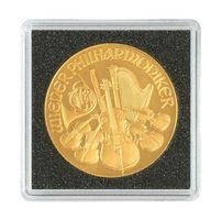 Münzkapseln CARRÉE 24 mm, 4er Pack – Bild 4