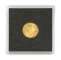 Münzkapseln CARRÉE 25 mm, 4er Pack – Bild 2