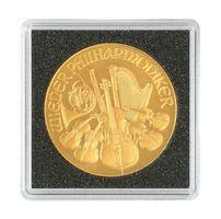 Capsule per monete CARRÉE 38 mm, confezione da 4 – Bild 2