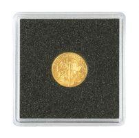 Münzkapseln CARRÉE 40 mm, 4er Pack – Bild 2