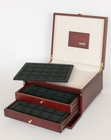 Coin case KABINETT for 120 coin/coin capsules up to Ø 47 mm - SPECIAL EDITION  – Bild 1