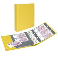 "Album PUBLICA M COLOR for ""Billets Touristiques"" with 20 pages - Solino (yellow) – Bild 1"