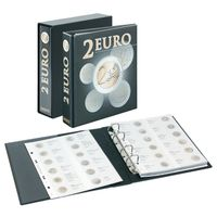 PUBLICA M 2 Euro - Illustrated album, Volume 2 (chronological or from Italy 2015) with slipcase – Bild 1