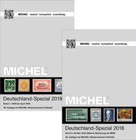 MICHEL Deutschland Spezial-Katalog 2018 - Band 1 – Bild 2