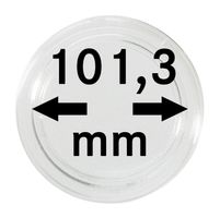 Capsule de monnaie pour 1 kg d'argent, par pièce – Bild 1